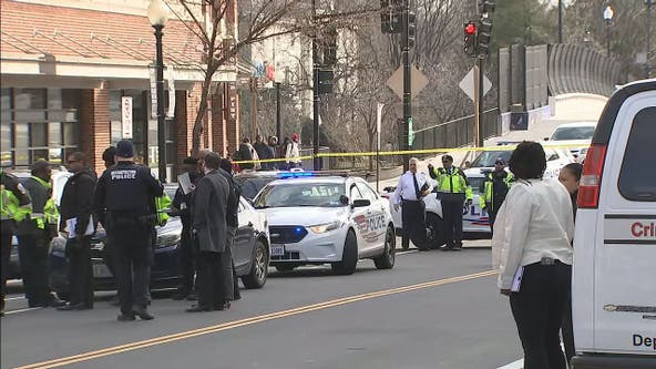 Man shot, killed in front of DC cosmetology school