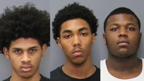 Third suspect charged in Charles County high school student's killing, police say