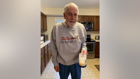 Police searching for missing 84-year-old man in Fairfax County