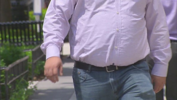 Government study finds about 40% of US adults are obese