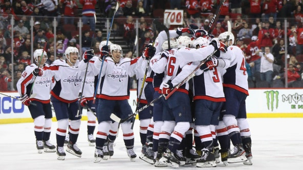 Washington Capitals face Trotz, Islanders in first round