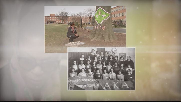 BLACK HISTORY MONTH: Shawn Yancy inspired by sorority's history