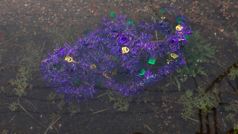 Getty Mardi Gras New Orleans