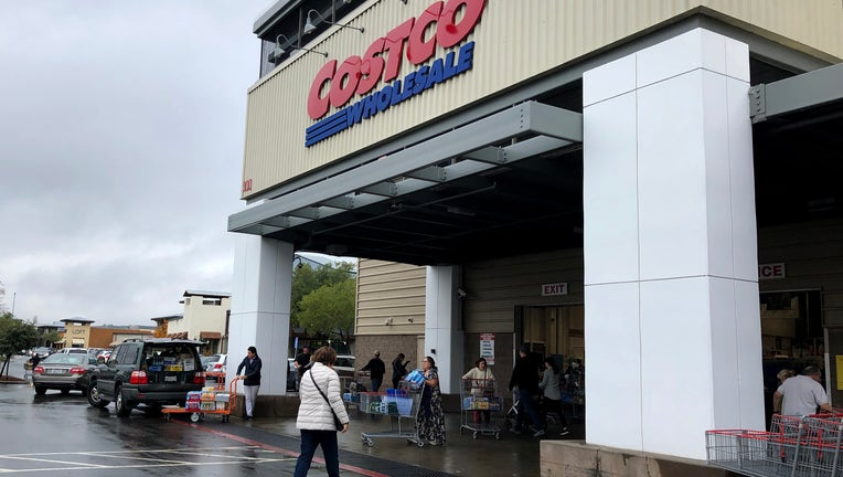 Warehouse Retailer Costco Reports Quarterly Earnings