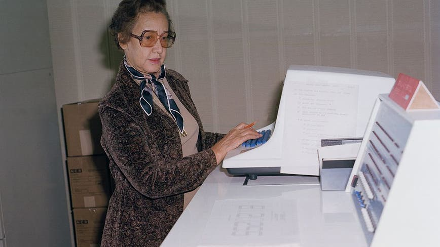 Katherine Johnson, mathematician profiled in 'Hidden Figures,' passes away at 101