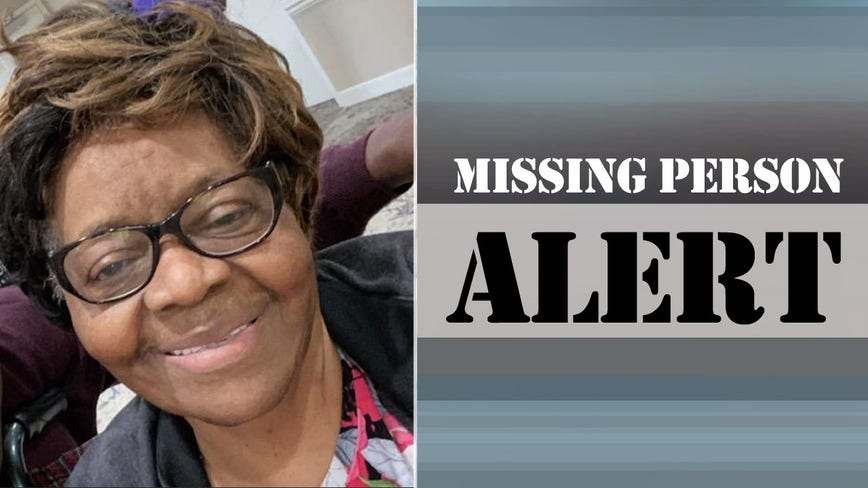 Senior Alert issued for wheelchair bound 77-year-old woman with cognitive impairment from Newport News