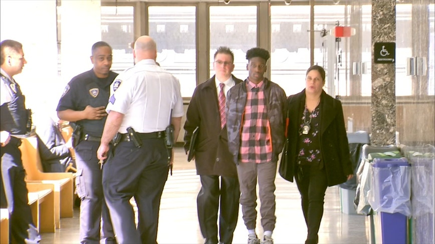 Two teens indicted as adults for the murder of Barnard student