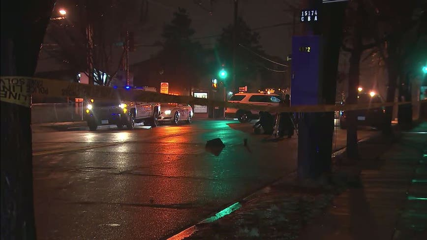 DC detectives say man 'rolling' in roadway before deadly hit-and-run in Southeast