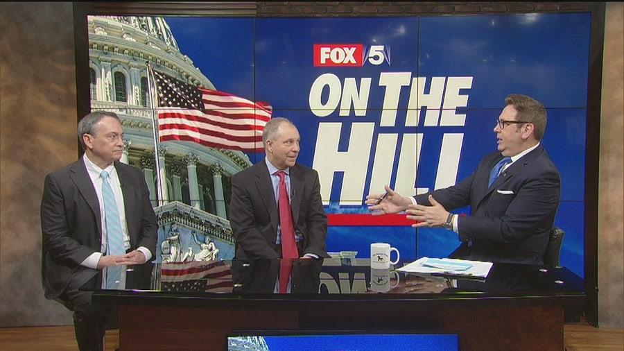 Fox 5 On The Hill: Trump's budget