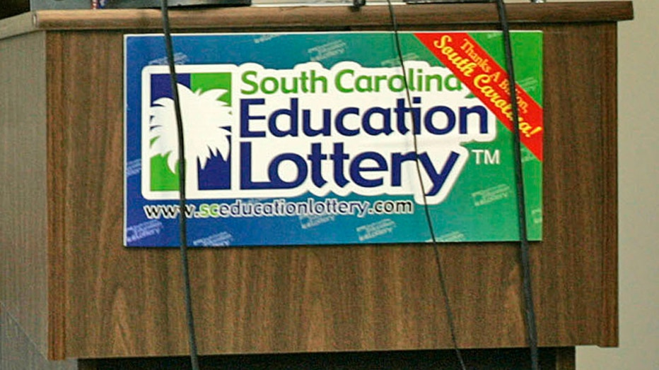 A South Carolina lottery winner nearly threw away his winning ticket. (Photo by Erik Campos/The State/Tribune News Service via Getty Images)