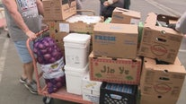 PAY IT FORWARD: Helping pantries fight food insecurity amid pandemic