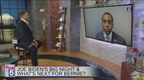 Big night for Biden, but what about Bernie?