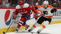 Capitals, Flyers game postponed Tuesday night due to COVID-19 concerns