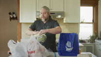 Sanitize groceries, discard takeout containers immediately: Doctor demonstrates 'sterile technique'