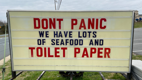 Don't panic! Virginia restaurant offering blue crab carry-out, delivery amid coronavirus