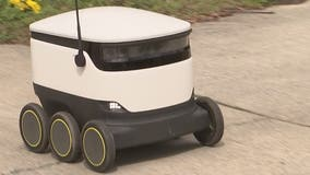 DC market uses robots to deliver groceries during coronavirus pandemic