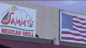 Arizona restaurant owners face social media criticism for showing support for President Trump