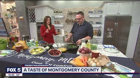 A taste of Montgomery County with the Travel and Adventure Show