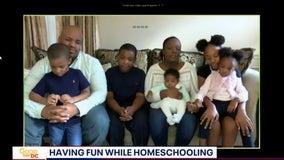 Woodbridge couple creates fun home education program for kids after coronavirus closes schools