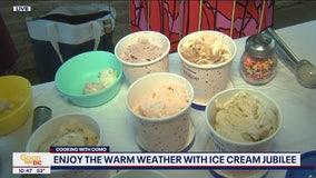 Enjoy the warm weather with Ice Cream Jubilee