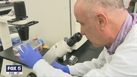 Atlanta-area lab working on a coronavirus vaccine