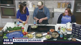 Cooking with Como: A Taste of Delaware!