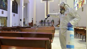 Coronavirus worries prompt changes in many worship services
