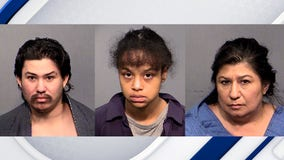 PD: Flagstaff 6-year-old dies after being kept in closet, denied food; parents and grandmother arrested