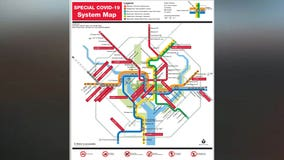 2 Metro stations reopening after contractor's COVID-19 confirmation shut them down