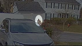 Armed man in UPS uniform attacks woman in Montgomery County home