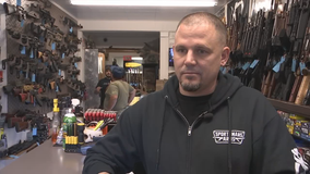 Coronavirus: Panicked people rush to buy survival gear, guns