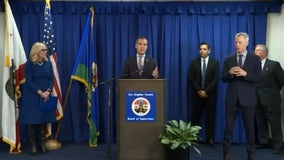 LA County officials announce new 'Safer at Home' order