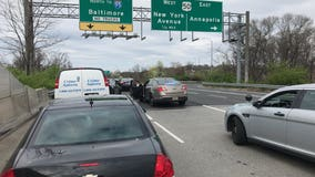 Man shot to death on I-295 in Prince George's County, police say