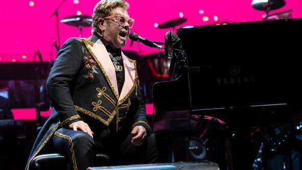 Elton John announces farewell tour with stop at Nationals Park