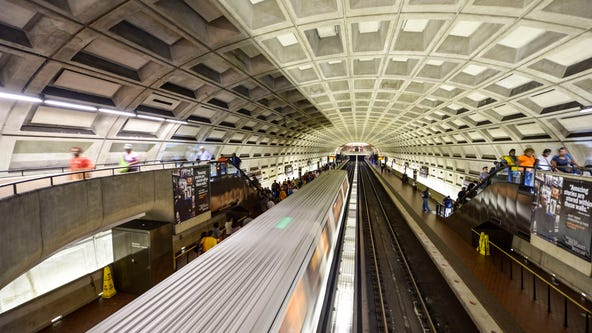 Metro on modified schedule through Fourth of July weekend