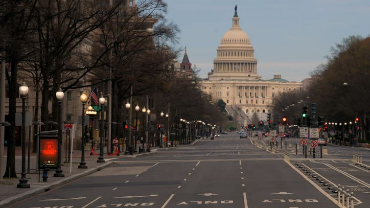 DC Mayor Muriel Bowser says nation's capital could enter phase 1 of reopening May 29 if decline continues