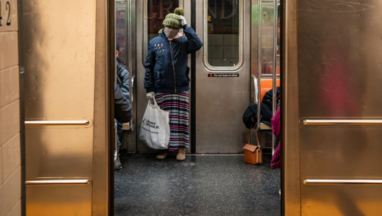 New Yorkers Exercise Coronavirus Precautions, As Cases Increase In State