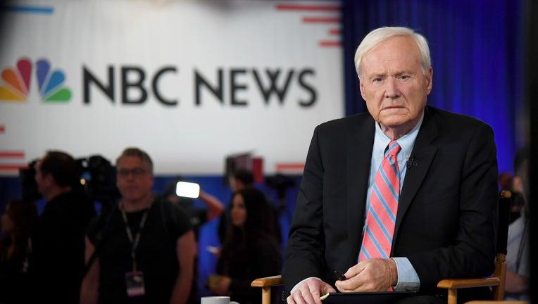 96e54100-Democratic Presidential Candidates Debate In Las Vegas Ahead Of Nevada Caucuses