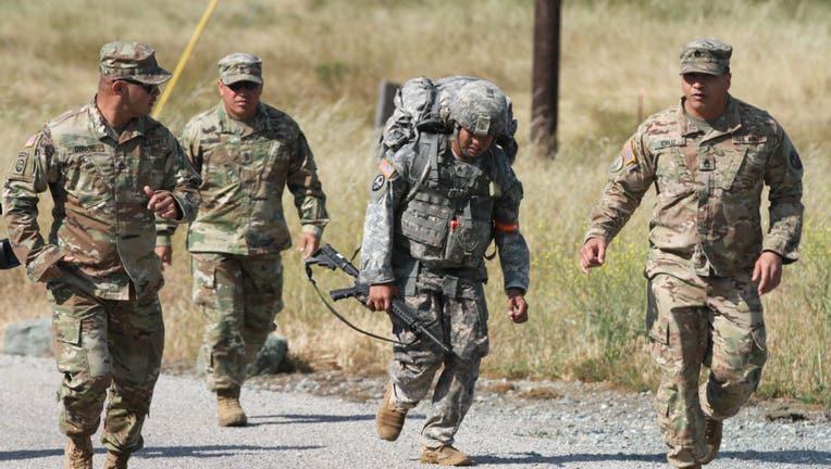 National Guard Bureau Region 7 Best Warrior Competition