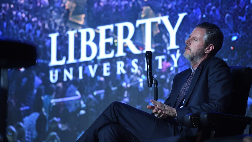 Liberty University names acting leader with Jerry Falwell Jr. on leave