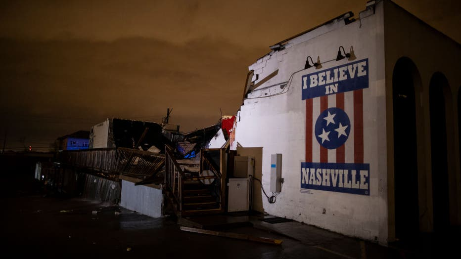 d999d4da-Tornado Hits Nashville, Tennessee