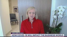 Quibi CEO Meg Whitman talks impact of coronavirus on business world