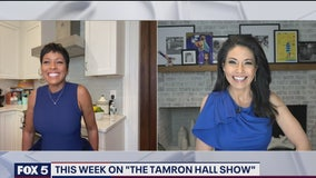Tamron Hall on Good Day DC