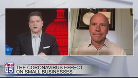 Former Congressman on small businesses affected by coronavirus