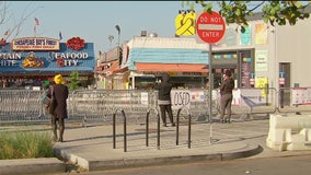 DC Fish Market reopens after social distancing shutdown