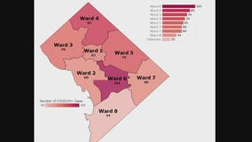 Geodata on positive COVID-19 cases show no hot spots in the District