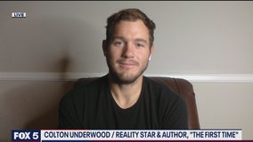 Colton Underwood releases new book