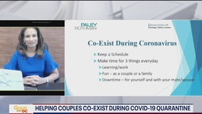 How couples can co-exist during the coronavirus outbreak