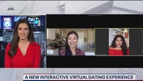 Virtual dating during social distancing