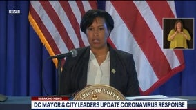 DC mayor says city needs 900 contact tracers to track contacts of COVID-19 positive cases before reopening
